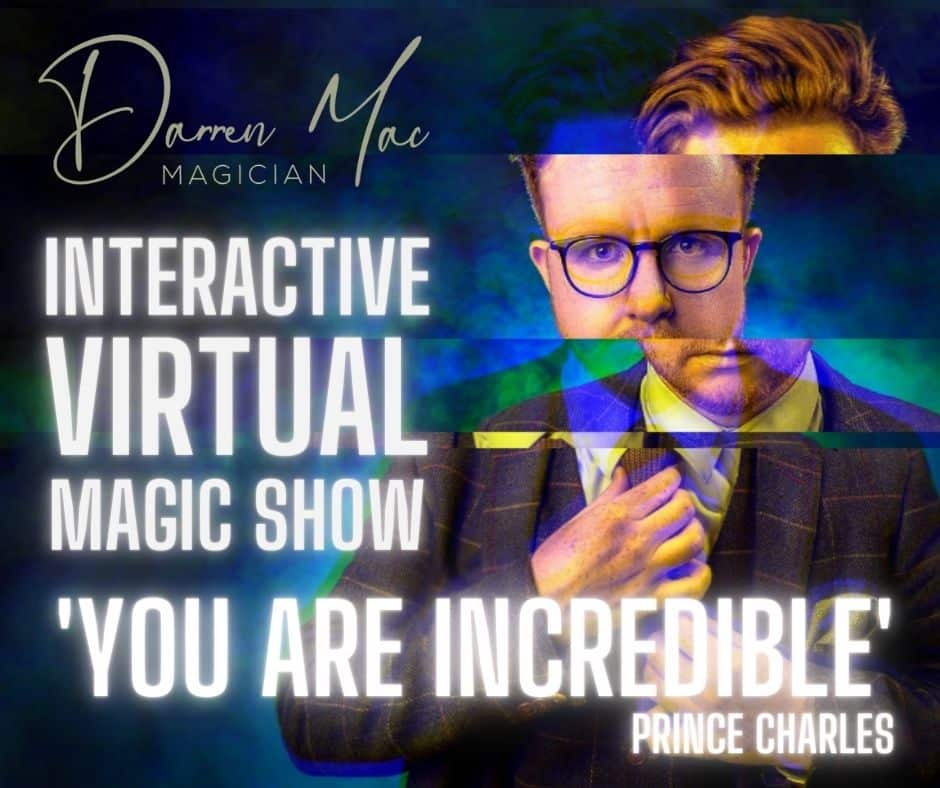Online Virtual Magic Show